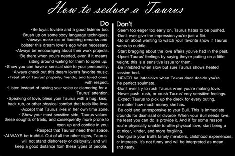 Taurus-Question How To Attract A Taurus Man As An Aries Woman.