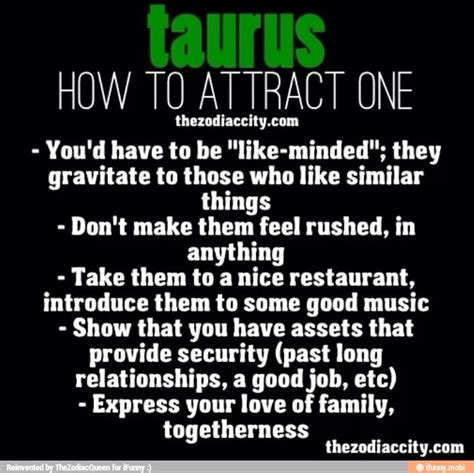 Taurus-Question How To Attract A Taurus Woman.