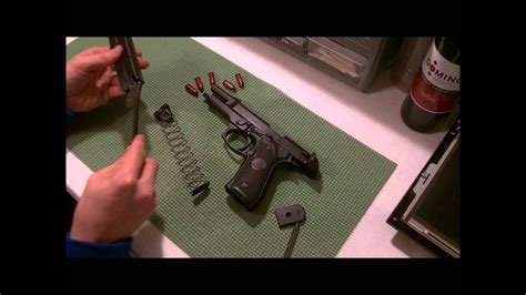 Beretta-Question How To Break Down Beretta 92fs.