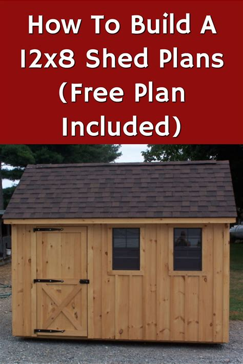 how to build a 12x8 shed.aspx Image