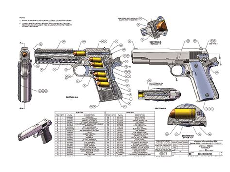 How To Build A 1911 Handgun