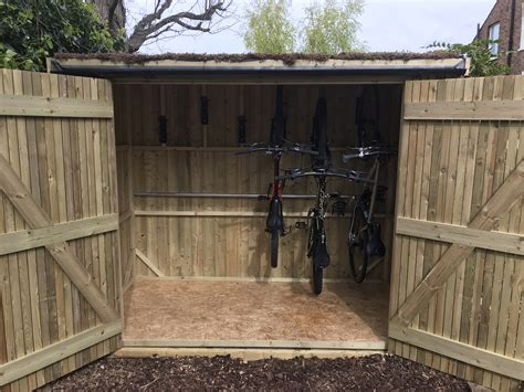 how to build a bike shed.aspx Image