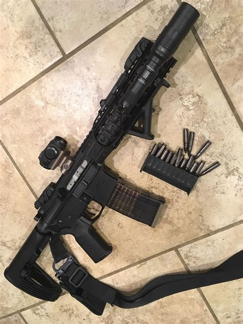 How To Build A Cheap 300 Blackout