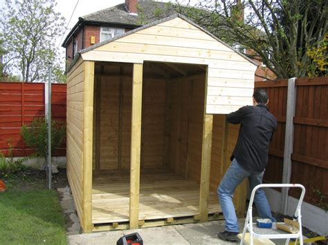 how to build a garden shed on skids.aspx Image