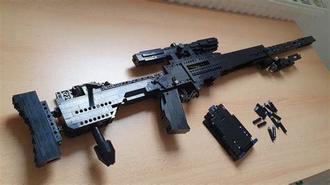 How To Build A Lego Sniper Rifle
