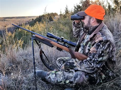 How To Build A Long Range Hunting Rifle