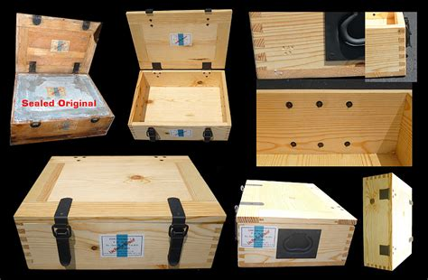 How To Build A Wooden Ammo Box