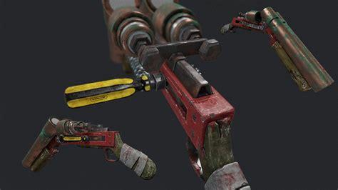 How To Build Double Barrel Shotgun Rust