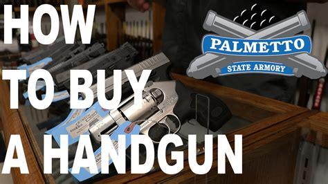How To Buy A Handgun In Ia