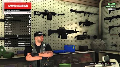 How To Buy Ammo Gta 5 Without Going To Store