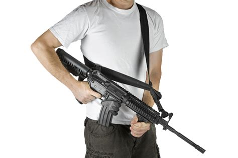 How To Carry A Rifle With A Sling