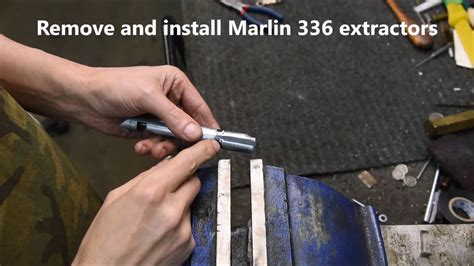 How To Change A Marlin 336 Extractor