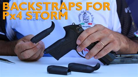 Beretta-Question How To Change Backstrap On Beretta Px4 Storm.