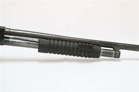 How To Change My Mossberg 500 Forend