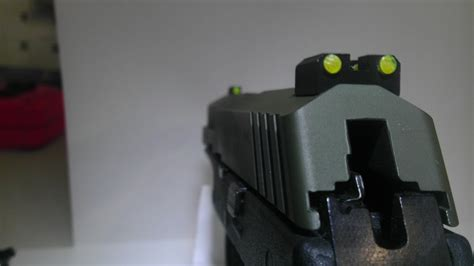 How To Change Sights On Kel Tec P11
