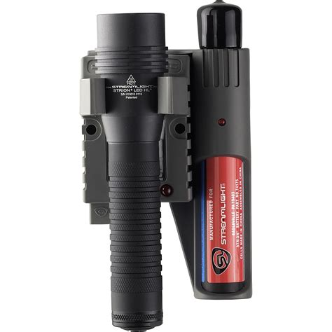 How To Charge Streamlight Strion