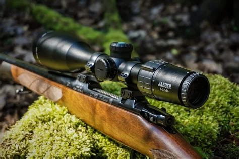 Rifle-Scopes How To Choose A Deer Rifle Scope.