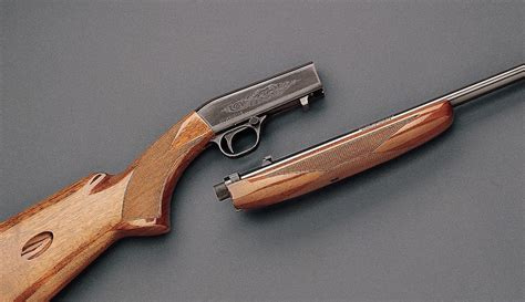 How To Clean A 22 Semi Automatic Rifle