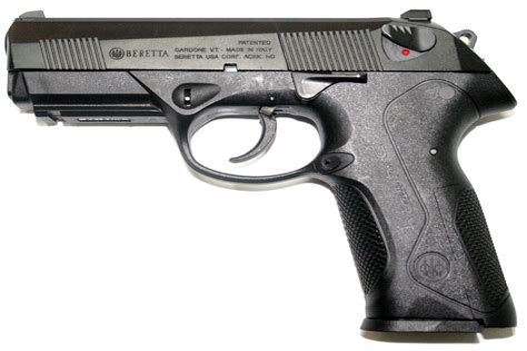 Beretta-Question How To Clean A Beretta 9mm Px4.