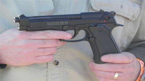 Beretta-Question How To Clean A Beretta M9 22.