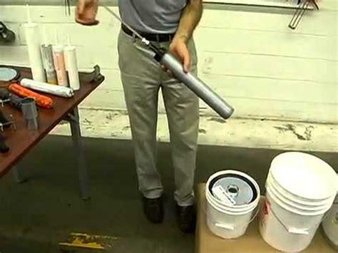 How To Clean A Bulk Caulking Gun