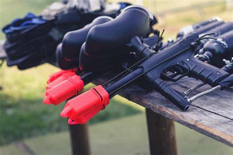 How To Clean A Cybrid Paintball Gun