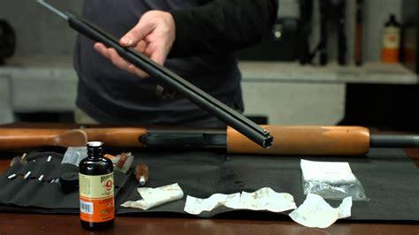 How To Clean A Dirty Shotgun Barrel