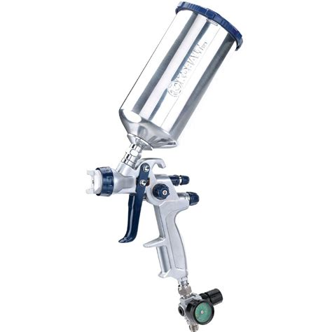How To Clean A Gravity Feed Paint Gun