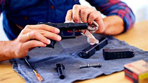 Gun How To Clean A Gun.