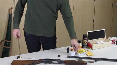 How To Clean A Pump Action Shotgun