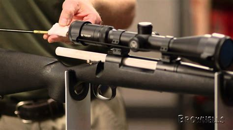 How To Clean A Remington Model 700 Rifle