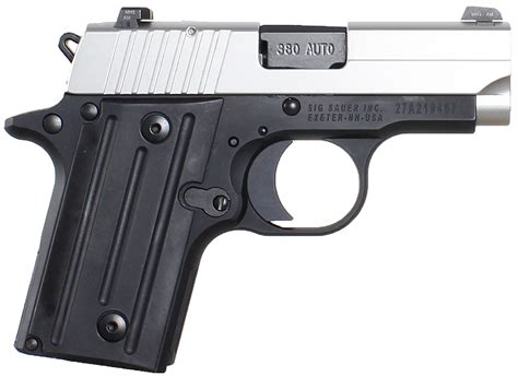 How To Clean A Sig Sauer P238