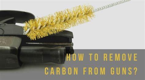 How To Clean Carbon Off Gun