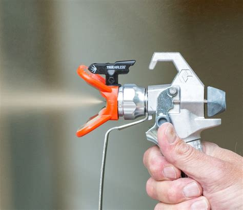 How To Clean Graco Paint Sprayer Gun