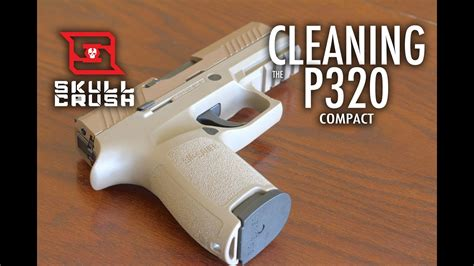 How To Clean New Sig Sauer P320 And How To Load The Magazine For The Sig Sauer P226