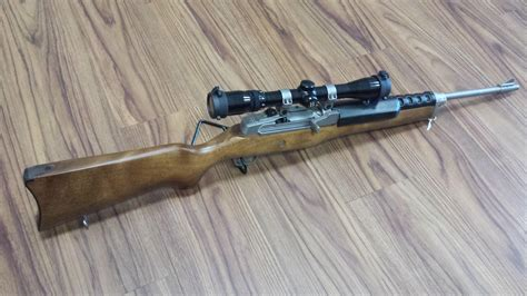How To Clean Ruger Mini 14 Ranch Rifle