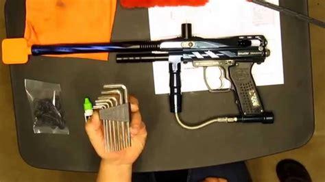 How To Clean Spyder Paintball Gun