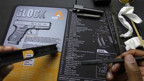 How To Clean Your Glock 23