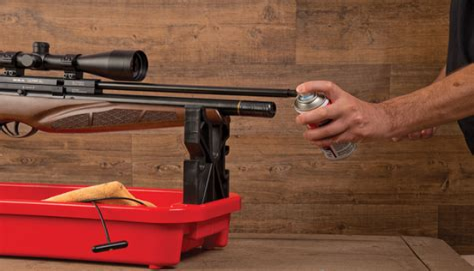How To Clear An Air Rifle Barrel