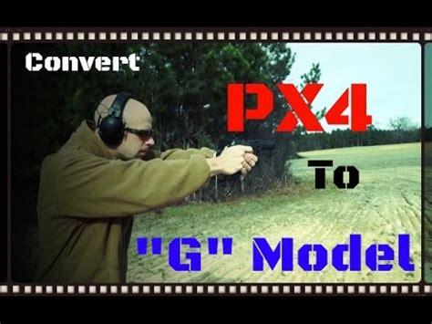 Beretta-Question How To Convert G To F Beretta Px4.