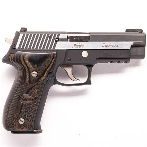 How To Convert Sig Sauer P226 In Auto And Sig Sauer P226 40 Caliber Review