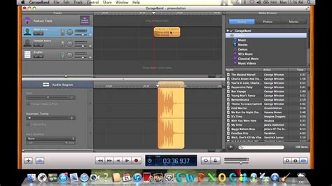 How To Cut A Song In Garage Band Make Your Own Beautiful  HD Wallpapers, Images Over 1000+ [ralydesign.ml]