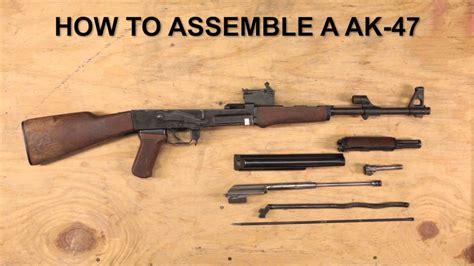 Gun-Shop How To Disassemble Ak 47.