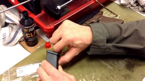 How To Disassemble Glock Magazines With The Gtul