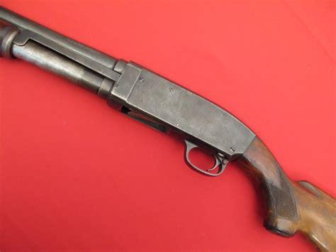 How To Disassemble Wards Model 60 Pump Shotgun