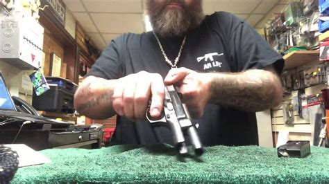 Beretta-Question How To Field Strip A Beretta 1934.