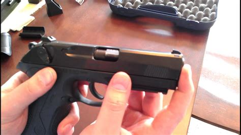 Beretta-Question How To Field Strip A Beretta Px4 Storm Subcompact.