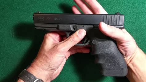 How To Field Strip A Glock 22