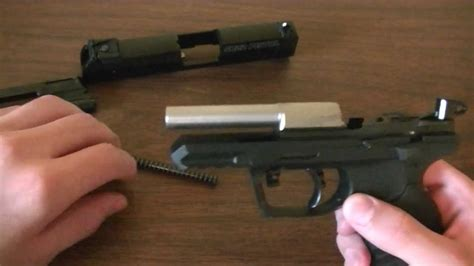Ruger How To Field Strip A Ruger Sr22.