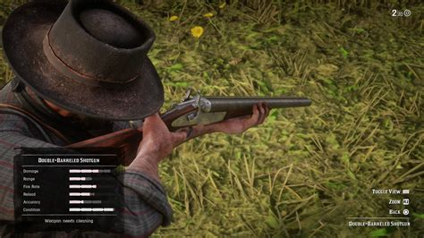 How To Find The Shotgun In Red Dead Redemption 2